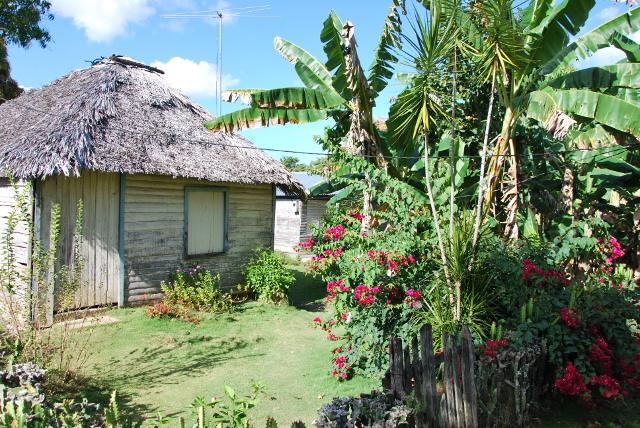 A Cuban Home - Photo Credit: Milton Friesen