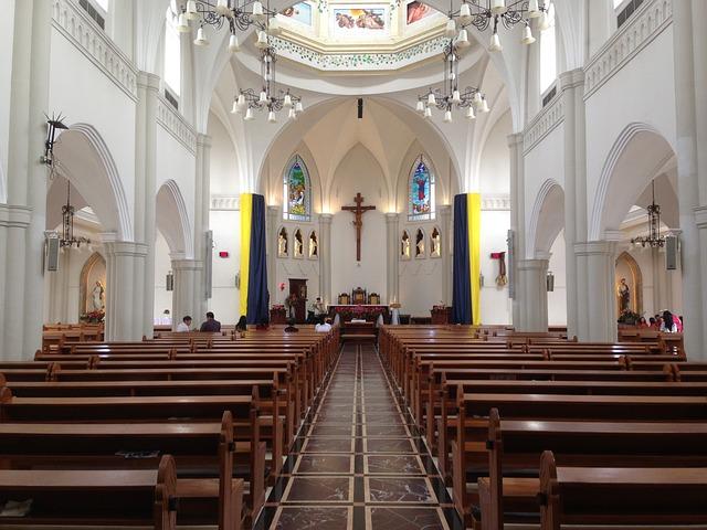 Has Church ever Rubbed you the wrong way? - Photo Credit: Public Domain via Pixabay